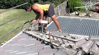 TOP GLAZE ROOFING - RESTORATION