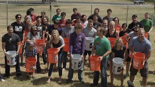 Rooster Teeth Accepts The Ice Bucket Challenge