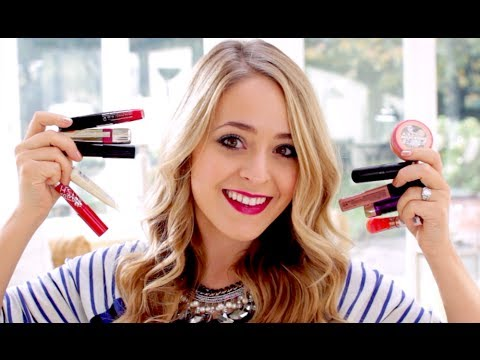 Top 10 Under £10: LIP PRODUCTS