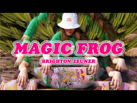 Take a Trip With Brighton Zeuner In Her MAGIC FROG Video Part