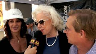 Muscle Beach Interview with Betty Weider, Nadia Comneci and Bart Connor