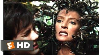 Percy Jackson & the Olympians (3/5) Movie CLIP - Medusa's Garden (2010) HD