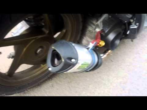 NOB1 Neo SS Dual Sound Exhaust w/ dB Killer + Tsukigi Pipe on Honda ...