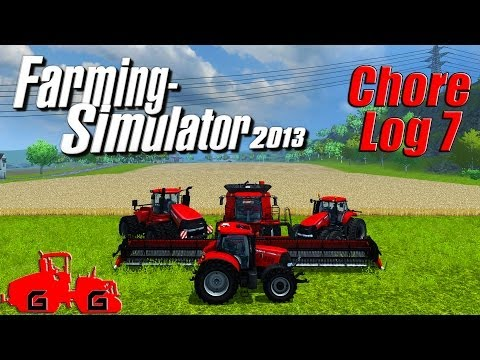 Farming Simulator 2013: Chore Log 7 - Tractor Sale!