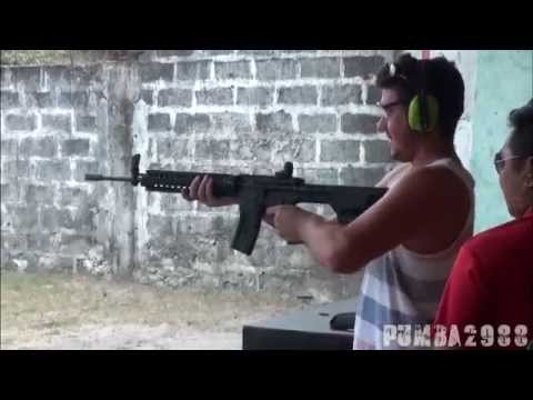 Clark Mountain Firing Range Angeles City Philippines