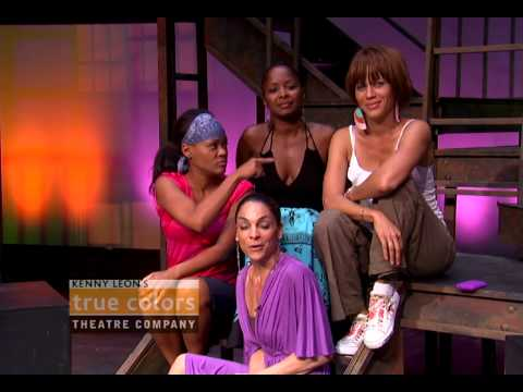 Jasmine Guy's For Colored Girls Promo Video