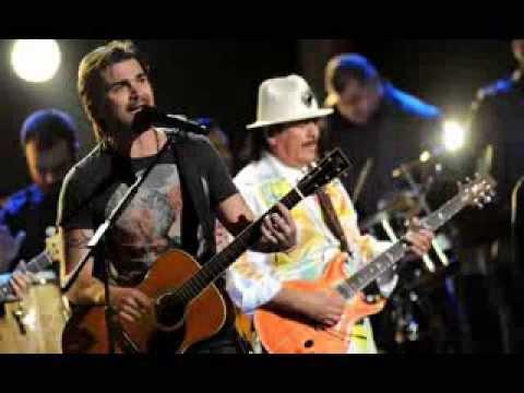 La Flaca-Juanes-Carlos Santana
