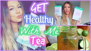 Get Healthy With Me // SkinnyMint + Giveaway!