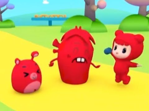 Мультфильмы малышам - Руби - Красные конфеты