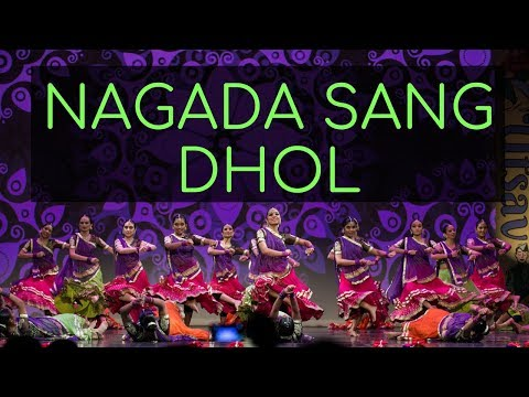 Kruti Dancers Perform Nagada Sang Dhol! (movie: Ramleela, Deepika Padukone And Raveer Singh) video
