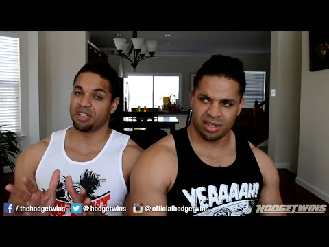 What You Need To Do Before Hitting The Gym!!! @hodgetwins