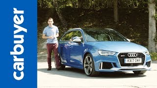 New 2017 Audi RS3 Sportback in-depth review – Carbuyer – James Batchelor