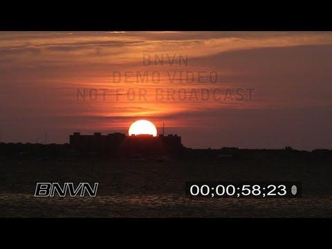 8/12/2007 Sunset Over Lido Key