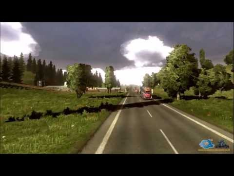 Romanian map ETS2 FULL (Euro Truck Simulator 2)