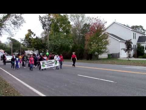 2013 Neptune High School Homecoming Parade 10/19/13