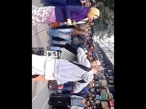 God song by abroad guys in new delhi nehru place