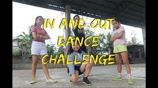 IN AND OUT DANCE CHALLENGE