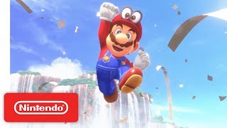 Super Mario Odyssey Accolades Trailer - Nintendo Switch