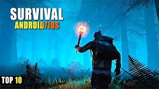 Top 10 Melhores Jogos de Sobrevivência para Android & iOS 2019!