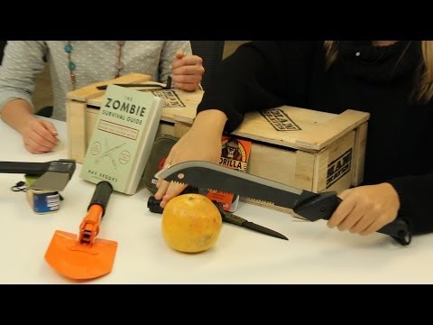 'Zombie Survival Kit' Could Be The Greatest Valentines Day Gift For Your Man
