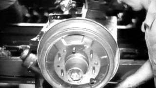 Fascinating 1936 Footage of Car Assembly Line