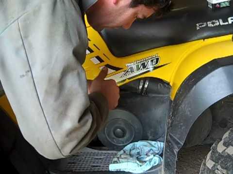 Amazoncom Polaris Oil Change Kit Automotive