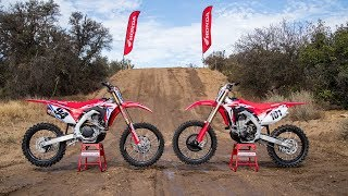 Racer X Films: 2019 CRF450R and CRF450R Works Edition