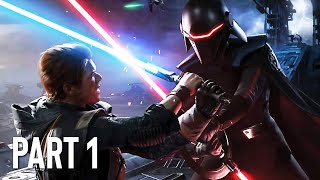 Star Wars: Jedi Fallen Order Gameplay Walkthrough, Part 1!