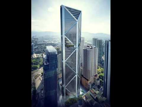 Kuala Lumpur 2014 Tallest Building Projects!!