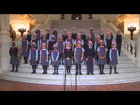 Legislative Report: Notre Dame Elementary School Choir - 07/01/2014