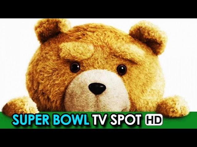 Ted 2 Official Super Bowl TV Spot (2015) - Seth McFarlane, Mark Wahlberg HD