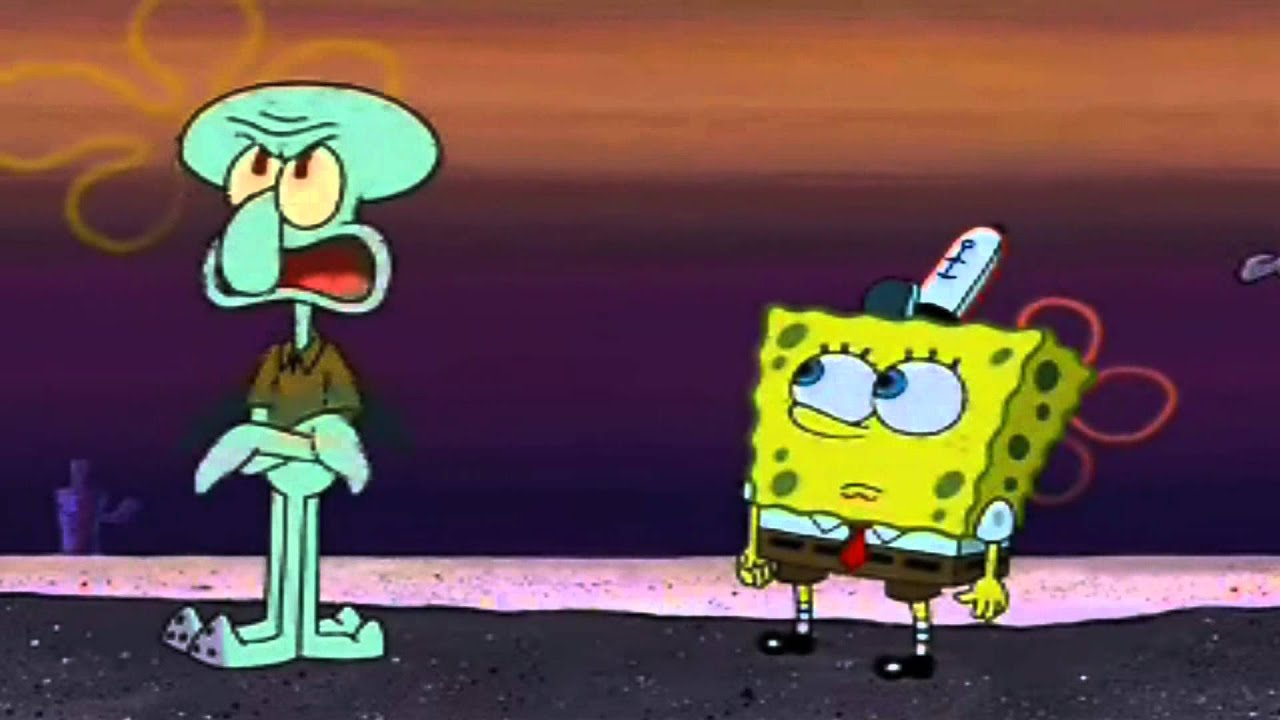 Spongebob smile gif tumblr