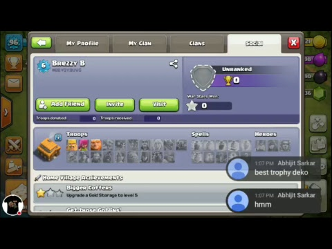 How to get free gems in clash of clans and base reviews