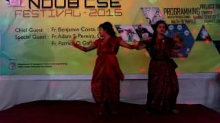 Dance Bangladesher Mey - Bongo Lolona - Dhim Tana by Rabbina, Humaira, Mehrab