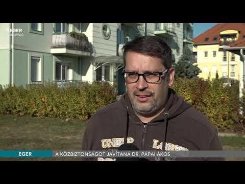 A közbiztonságot javítaná dr. Pápai Ákos - 2019.10.11.
