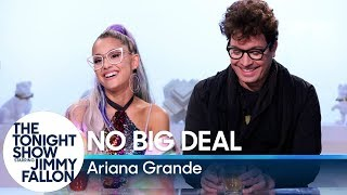 Download Lagu No Big Deal with Ariana Grande Gratis STAFABAND