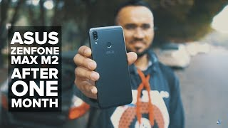 [HINDI] Asus Zenfone Max M2 REVIEW after one month of usage