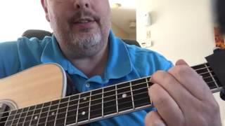 How to play Beautiful Saviour Savior Stuart Townend