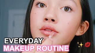 EVERYDAY MAKEUP ROUTINE | Lily Chee