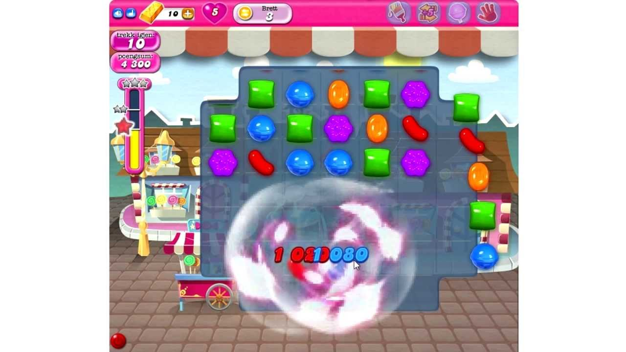 Candy Crush Saga All