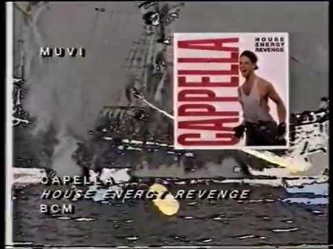 Cappella - House Energy Revenge (Video) (1989) HQ