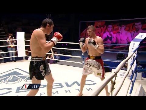 Арслан Яллыев  vs. Николай Иванов  | Мастерская тайского бокса