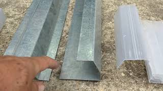 Como instalar uma cobertura de policarbonato termo-acústico Termopainel em zenital shopping center