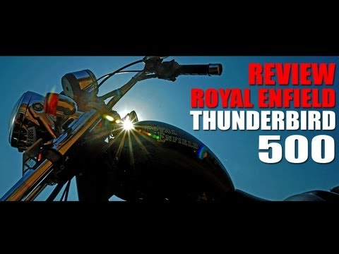 Royal Enfield Thunderbird 500 Review: PowerDrift