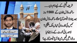 Complete Details Of Model Town Case by Siddique Jaan