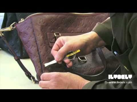 Creating the Louis Vuitton Monogram Empreinte Bags
