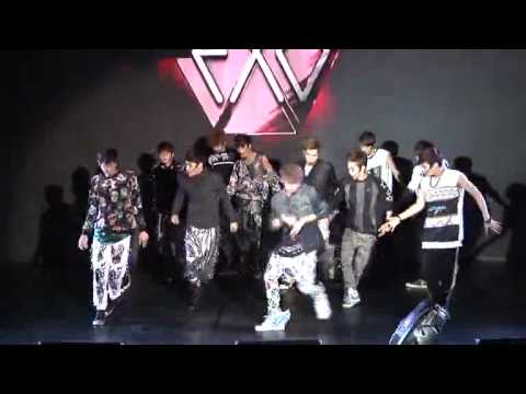 120401 EXO Showcase - History Music Videos