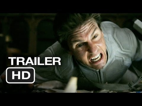 Oblivion TRAILER 3 (2013) - Tom Cruise Movie HD