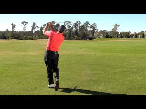 Graeme McDowell: How to play the 120 yard pitch
