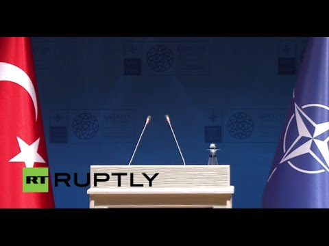LIVE Nato Foreign Ministers meeting in Antalya: Day 2 - press conference